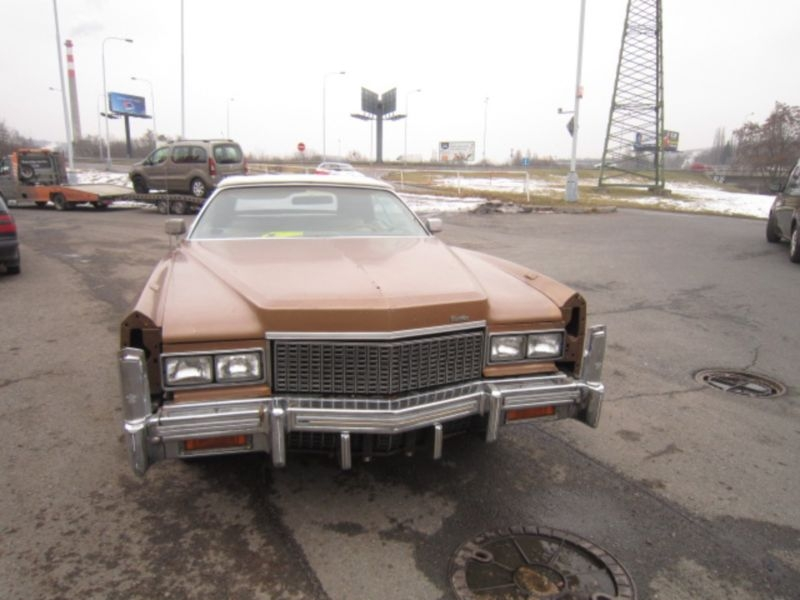 1976 Cadillac Eldorado Is Listed For Sale On Classicdigest In Za
