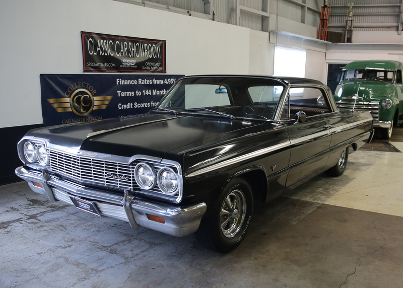 1964 Chevrolet Impala Is Listed Sold On Classicdigest In Pleasanton By Specialty Sales For 24500 Classicdigest Com