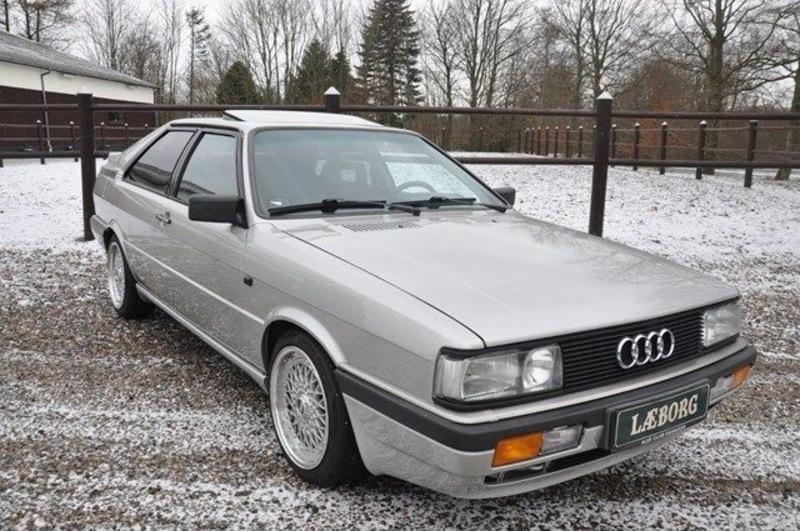 Audi Coupé Gt 1987