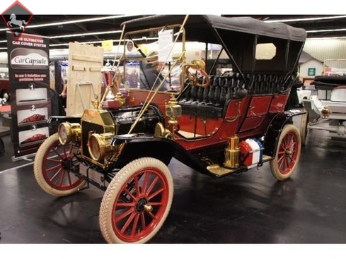 1909 ford model t is listed zu verkaufen on classicdigest. Black Bedroom Furniture Sets. Home Design Ideas