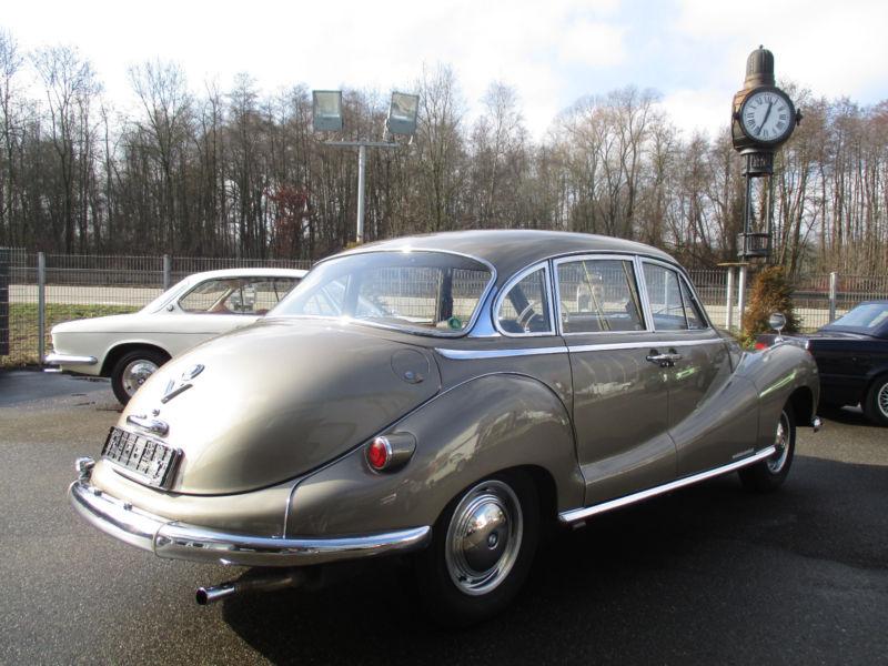 1961 BMW 502 is listed zu verkaufen on ClassicDigest in ...