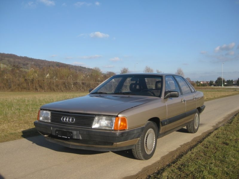 1985 Audi 100 is listed Sold on ClassicDigest in ...