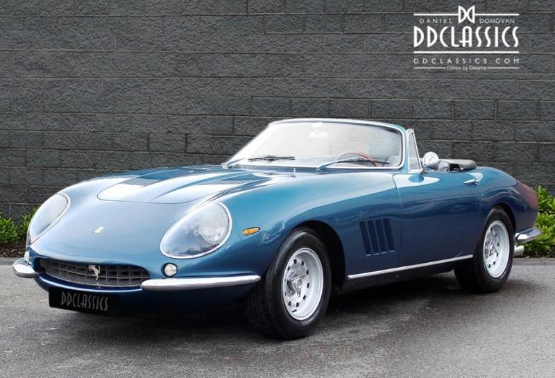 1966 Ferrari 275 Gts Is Listed Verkauft On Classicdigest In Surrey By Dd Classics For Preis Nicht Verfügbar Classicdigest Com