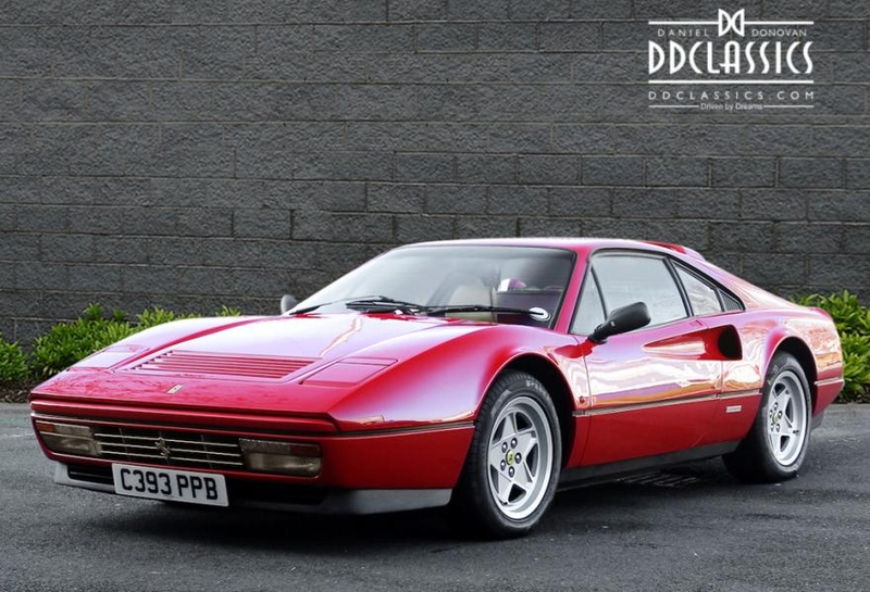 1986 Ferrari 328 Gtb Is Listed Sold On Classicdigest In