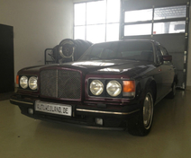 Bentley Brooklands 1995