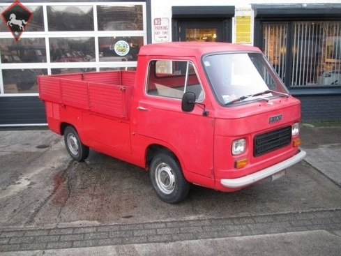 Fiat 900 1977