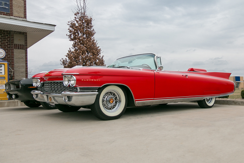 1960 Cadillac Eldorado Is Listed Sold On Classicdigest In Missouri