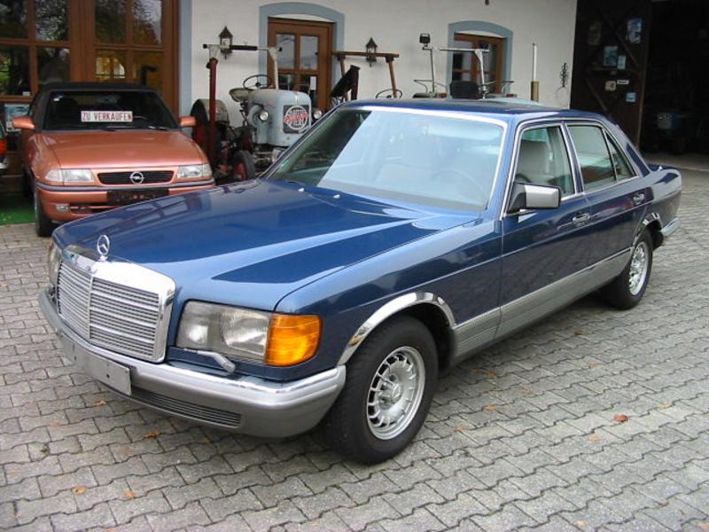1984 mercedes benz 280 s se l w126 is listed sold on. Black Bedroom Furniture Sets. Home Design Ideas