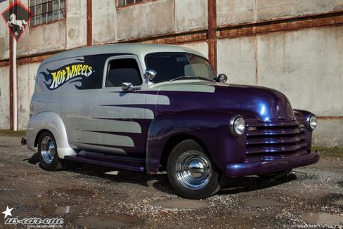 Chevrolet 1 1/2 ton Pickup 1948