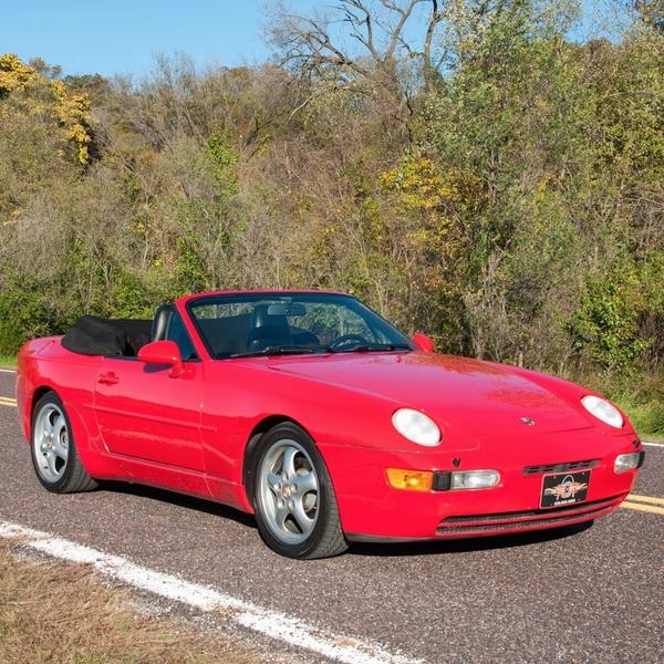 1994 Porsche 968 Is Listed Verkauft On Classicdigest In Fenton St