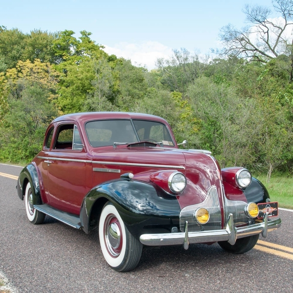 1941 Buick 40 Special: 1939 Buick Special Is Listed Sold On ClassicDigest In