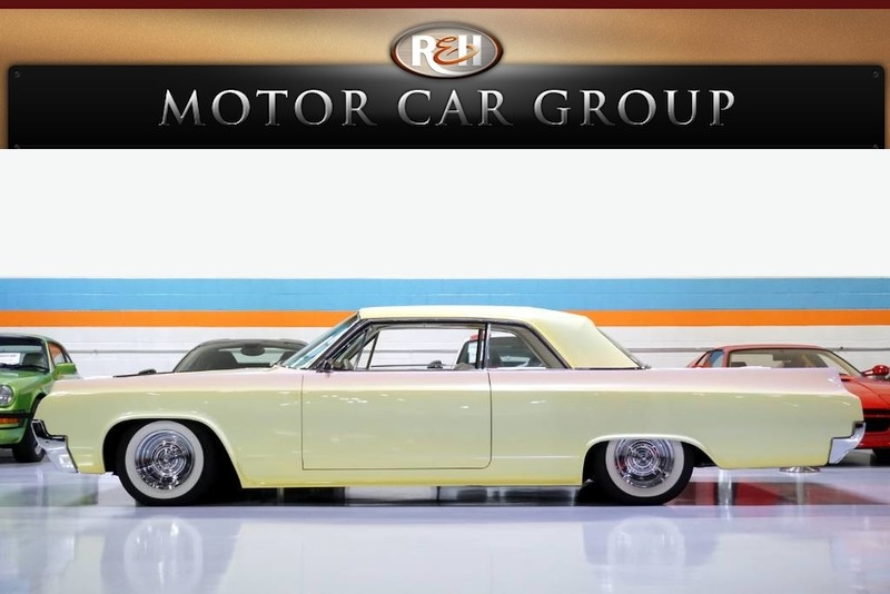 1964 Oldsmobile Dynamic 88 is listed Sold on ClassicDigest