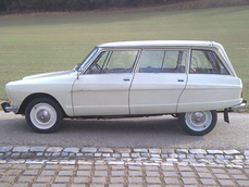 Citroen Ami 1972