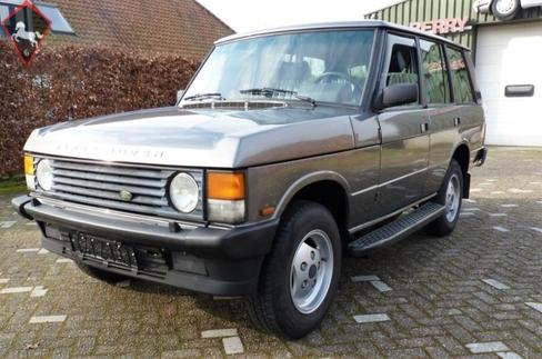 Land Rover Range Rover 1988