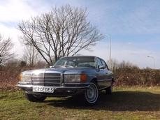 Mercedes-Benz 450SEL 6.9 w116 1977