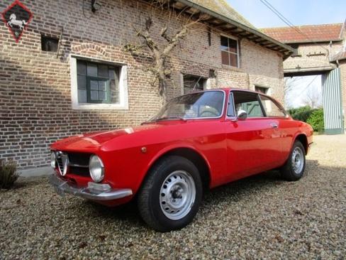 Alfa Romeo Giulia 1974
