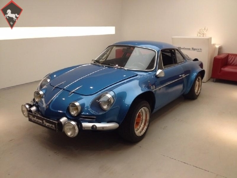 1970 renault alpine a110 berlinette is listed sold on classicdigest in 92 route de castresfr. Black Bedroom Furniture Sets. Home Design Ideas