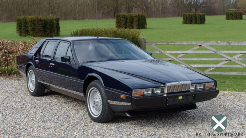 1984 Aston Martin Lagonda Is Listed Sold On Classicdigest In Hengstenberg 111be 3090 Overijse By Auto Dealer For 99000 Classicdigest Com