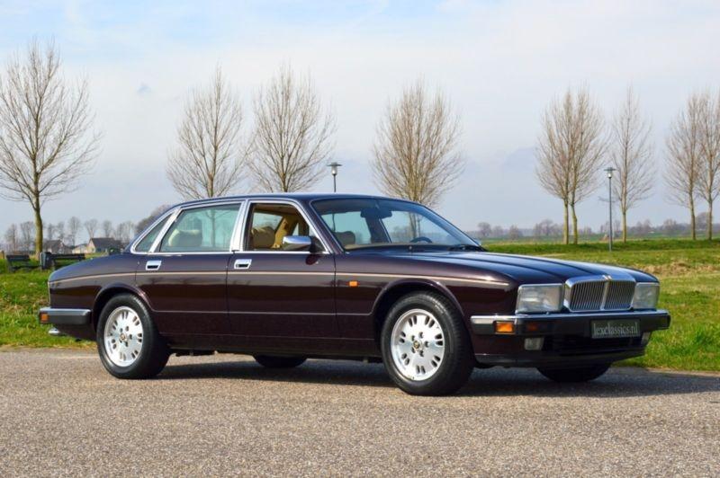 Jaguar xj 40 for sale