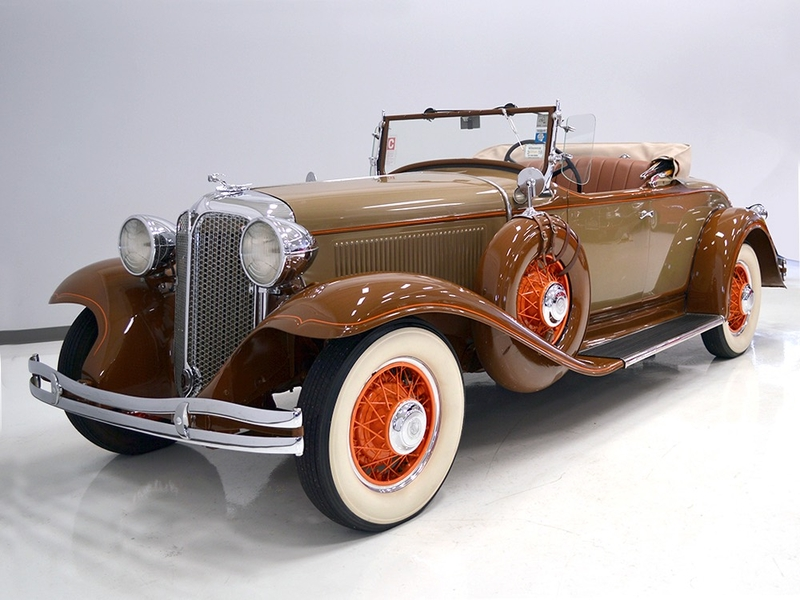 1931 Chrysler Other is listed Sold on ClassicDigest in