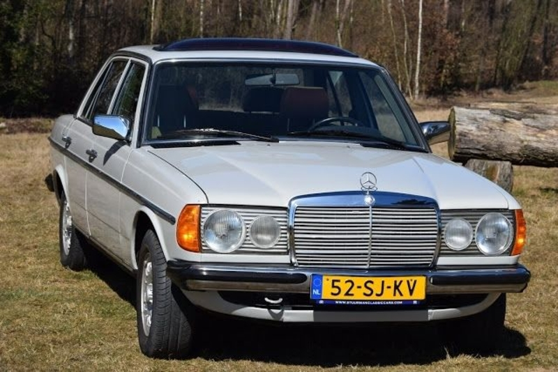 1982 mercedes benz 300d w123 is listed for sale on classicdigest in stationsweg 88nl 6075 cd. Black Bedroom Furniture Sets. Home Design Ideas