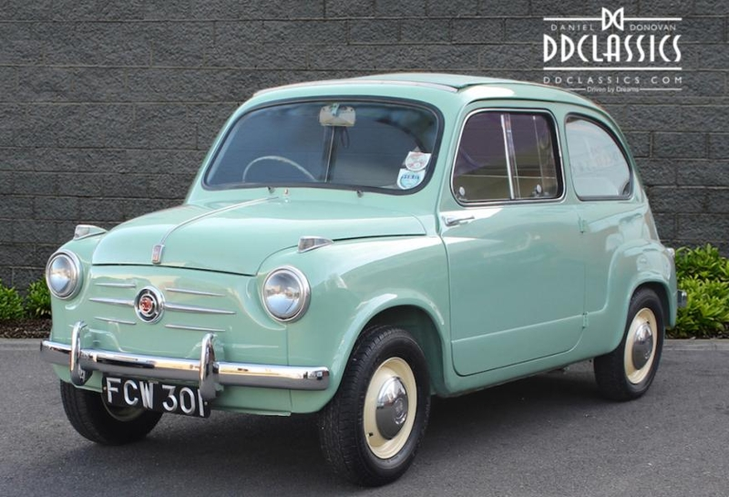 1957 fiat 600