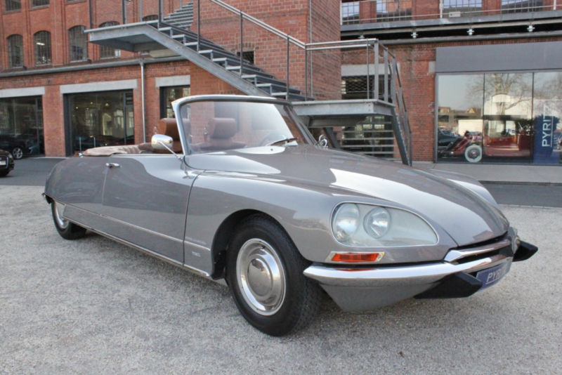 1969 Citroen DS Is Listed Sold On ClassicDigest In
