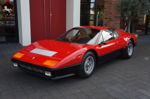Ferrari 512 BB 1981