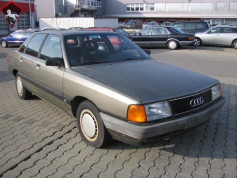 1989 Audi 100 is listed For sale on ClassicDigest in ...