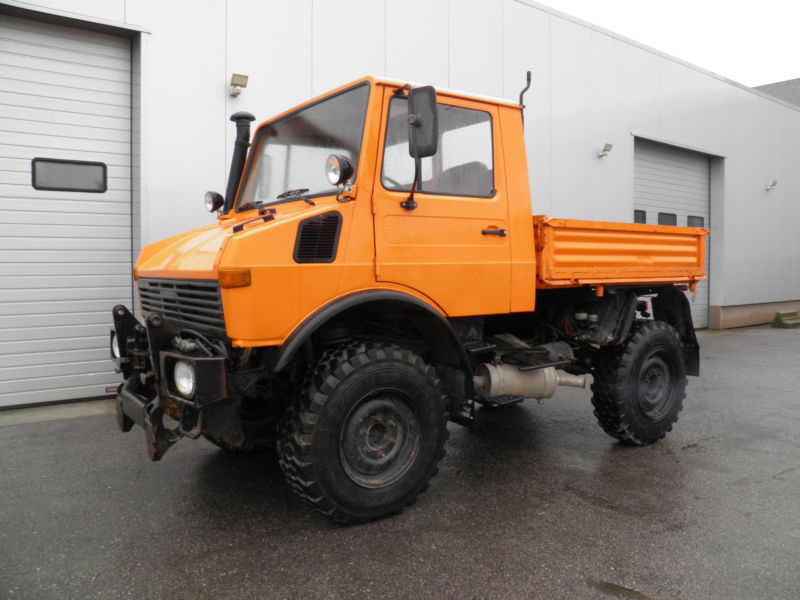 1978 Mercedes-Benz Unimog is listed Sold on ClassicDigest ...