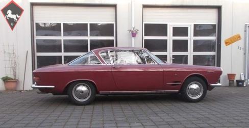 Fiat 2300 S Coupé 1965