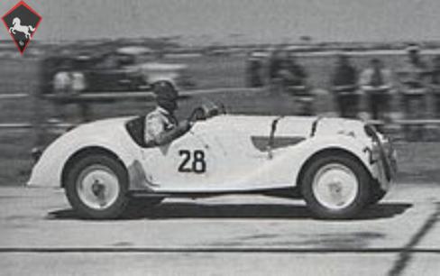 BMW 328 Roadster 1938