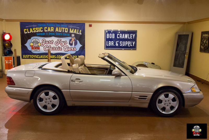 2000 mercedes benz 500sl r129 is listed sold on classicdigest in orlando by for 14995 classicdigest com 2000 mercedes benz 500sl r129 is listed