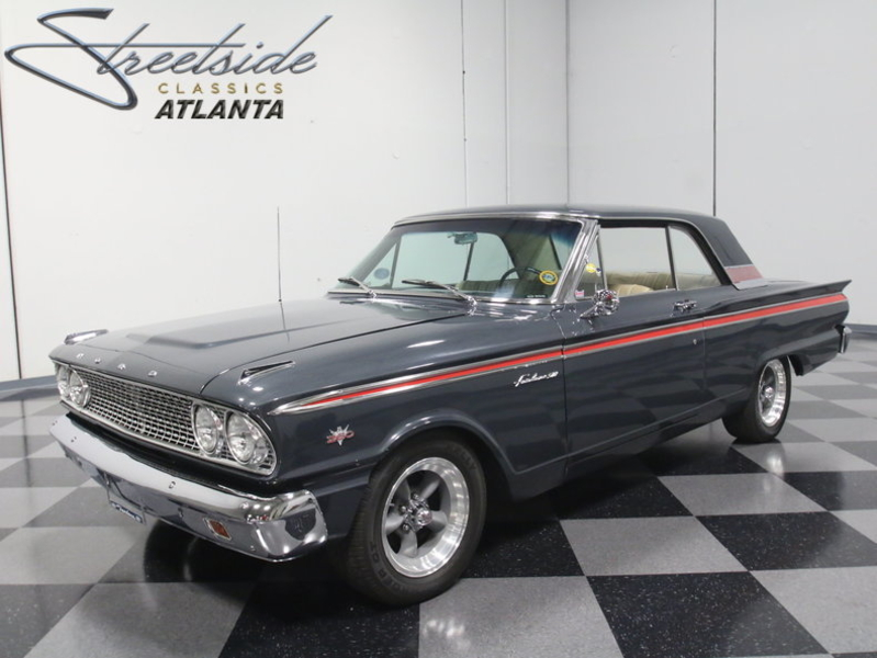 1963 Ford Fairlane is listed Sold on ClassicDigest in Lithia