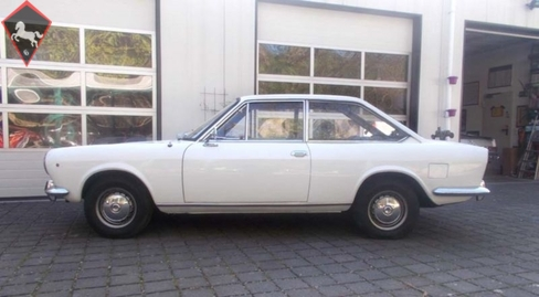 Fiat 124 1968