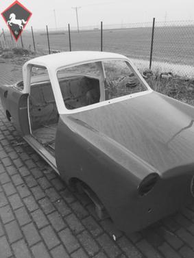 Goggomobil T300/400 1966