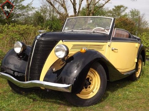 Ford Eifel 1937