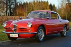 Alfa Romeo 1900 SSZ Zagato 1957
