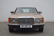 Mercedes-Benz 280 S/SE/L w126 1982