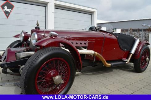 Alvis TA14 1937