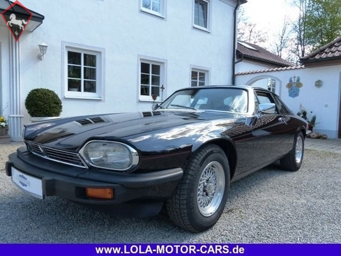 Jaguar XJS 1982