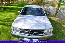 Mercedes-Benz 420 SEC w126 1990