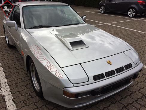 Porsche 924 1981