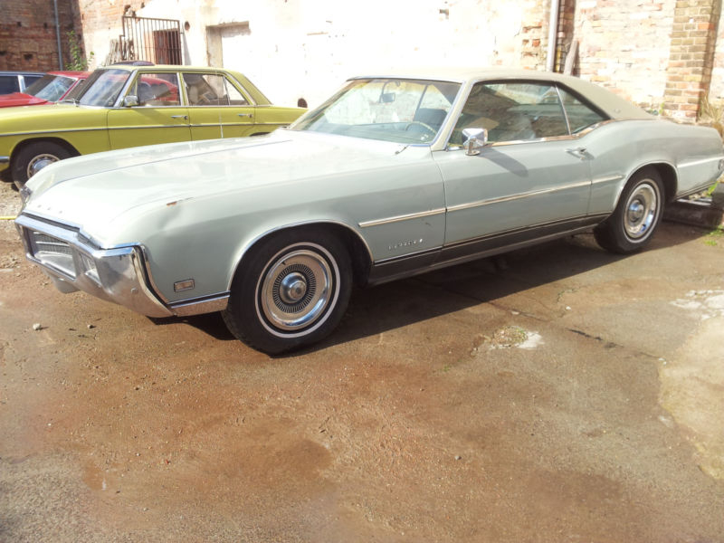 1969 buick riviera is listed for sale on classicdigest in wiener