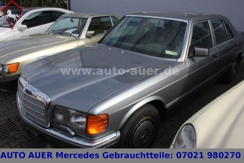 1990 mercedes benz 500 se l w126 is listed sold on. Black Bedroom Furniture Sets. Home Design Ideas