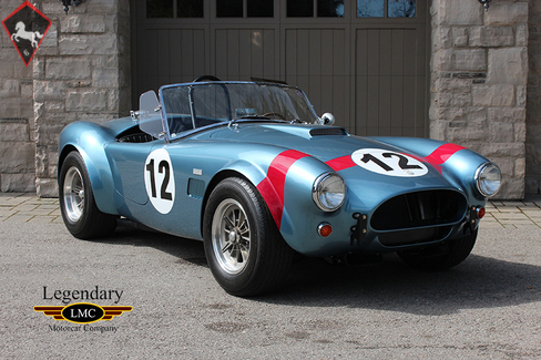 1964 shelby cobra is listed verkauft on classicdigest in. Black Bedroom Furniture Sets. Home Design Ideas
