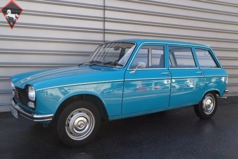 Peugeot 204 1975