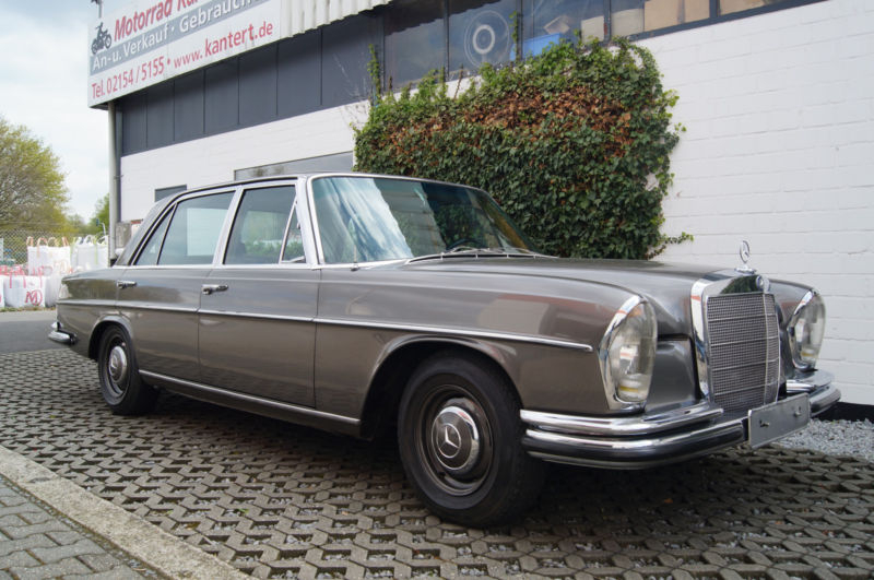 1967 mercedes benz 300sel w109 is listed sold on. Black Bedroom Furniture Sets. Home Design Ideas