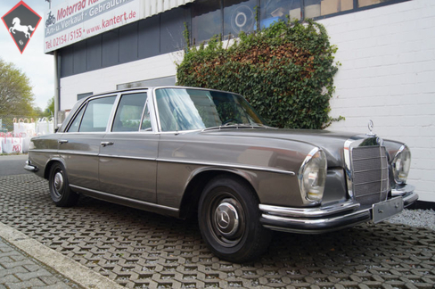 1967 mercedes benz 300sel w109 is listed verkauft on. Black Bedroom Furniture Sets. Home Design Ideas