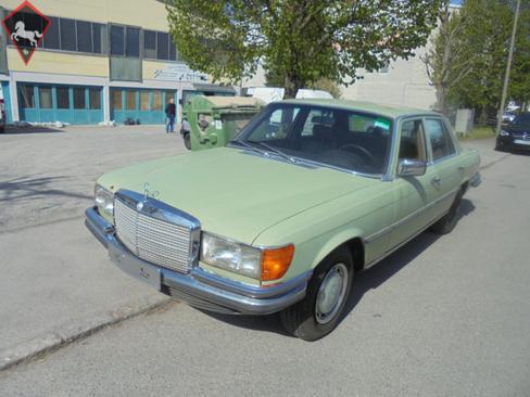Mercedes-Benz 280S/SE w116 1976